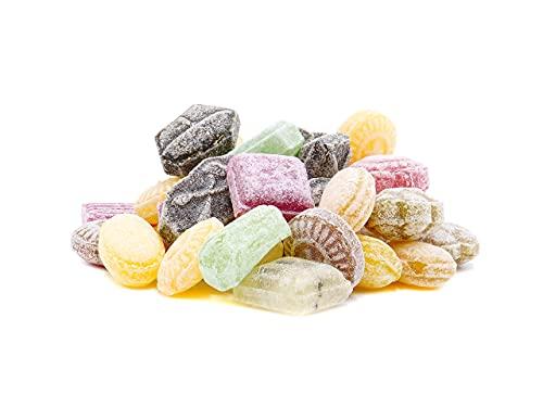 Kräutermischung Kräuterbonbons - Bonbons - Hustenbonbons - Kräuter-Mischung (500g)