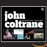 Essential Albums: Lush Life/Soultrane/ Stardust/Kenny Burrell & John Coltrane (4-CD) Deluxe Box Set)