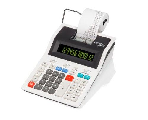 Citizen 520DPA rekenmachine, wit
