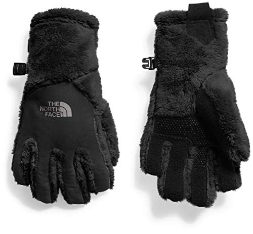Image of The North Face Girl's Osito Etip Glove - TNF Black - S