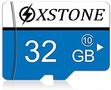 Tarjeta de memoria Micro SD/TF Class 10 de 32 GB con adaptador y lector de tarjetas de memoria para teléfono, MP3, GPS, tableta, PC y cámaras de fotos