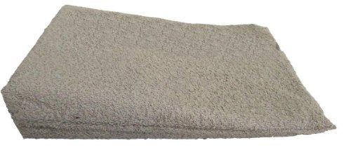 Plan incliné en tissu éponge Gris pour landau