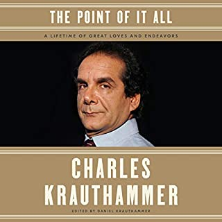 The Point of It All audiobook cover art