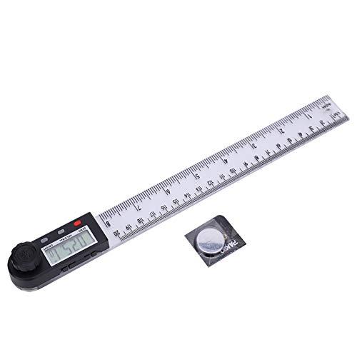 Inclinómetro Digital, Regla Electrónica De Nivel De Burbuja, Goniómetro De Plástico, Transportador Digital Para Reparación De Construcción De Carpintería