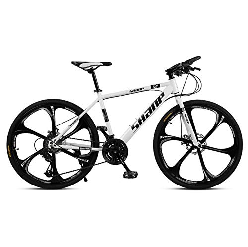 LBWT Student Mountain Bike, 26 Inch Off-Road Bicycle, Adult Variable Speed Bike,...