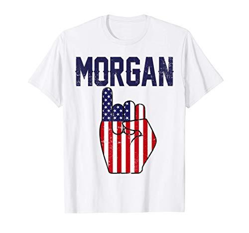 Morgan Tè Celebrazione del calcio Regalo per le Donne Maglietta