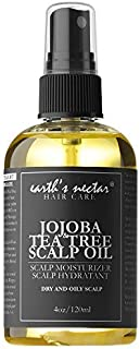 Earth's Nectar Jojoba & Tea Tree Scalp Oil by Earth's Nectar