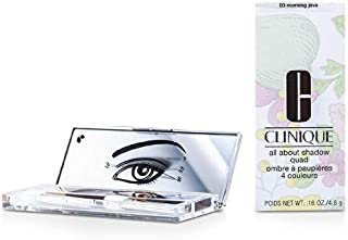 Clinique All About Shadow Quad - # 03 Morning Java - 4x1.2g/0.04oz