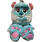 Anime Sentado 28Cm Monsters University Peluches, Peluches Baby Sulley Sullivan Peluches Soft Kids Doll