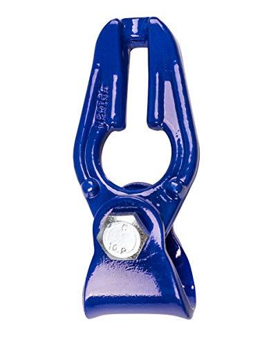 16 mm zul KOX Seilgleithaken Zurrkraft LC 6300 daN Seile /Ø Gewicht 0,93 kg
