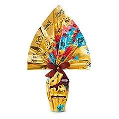 Idea Regalo - Lindt Uovo GOLD BUNNY Fondente, 320 g