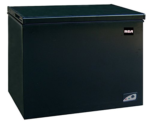 7.1 Cubic Foot Chest Freezer, Black