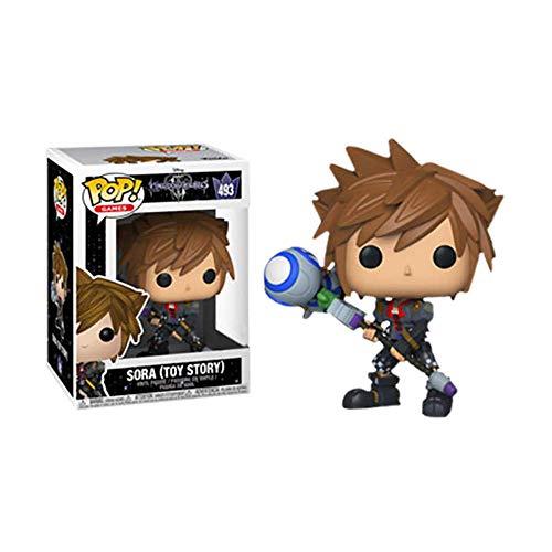 FunKo Pop Kingdom Hearts Sora Toy Story Hot Topic Exclusive Figure 9 cm Juego #1