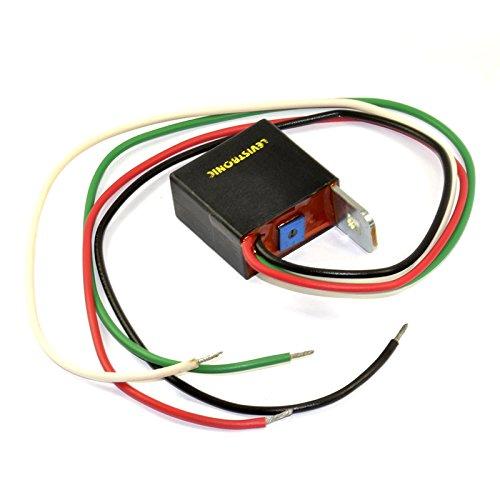 Ruptor electrónico para sustitución de platinos y condensador en todo tipo de motos de 2 Tiempos