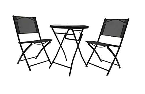 武田コーポレーション 【ガーデン・庭・テーブル&チェアセット】 ガーデンテーブルセット BK GTS-60BK