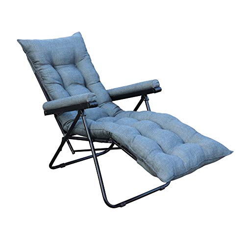 Spacecrafts Folding Easy Recliner Single Chair for Home AEC(Grey)