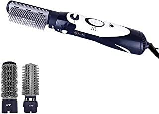 Rebune Hair Styler 3 in 1 Hair Style 1000 Watts, Blue, RE-2017-2