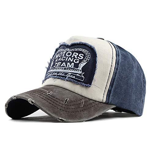 WYX Unisex Baseballmütze Hysteresen-Kappen Für Frauen Männer Hip Hop Cap Sport Mütze Lässige Freilauf Cap Baseball-Mütze,e