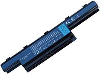 BTExpert Battery for Gateway NV57H37M NV57H43U NV57H44U NV57H45U NV57H46U NV57H48U NV57H50U NV57H57U NV57H58U NV57H59U NV57H62U NV57H63U NV57H70U 7200mah 9 Cell