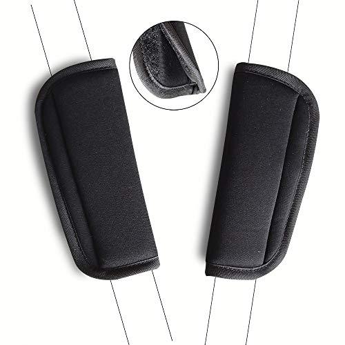 DACIA Tope Cinturón De Seguridad Asiento Universal Hebilla Ajustable 2 Clips Negro