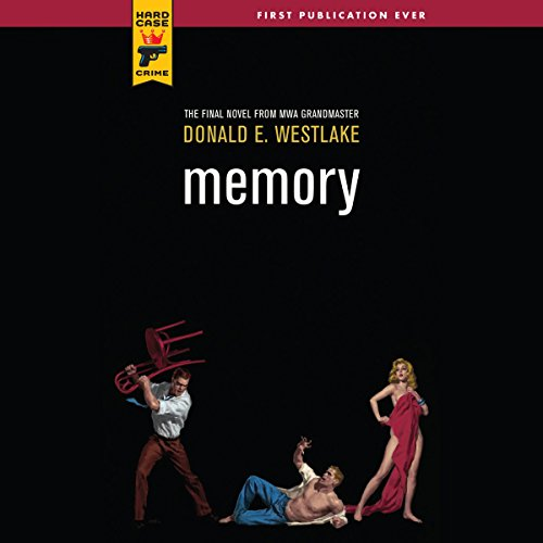 Memory audiobook cover art