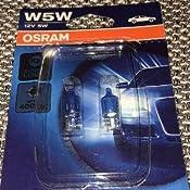 Osram W5w Cool Blue Standlicht Oder Kennzeichenbeleuchtung Cbi Cool Blue Auto