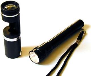 Professional Jeweler's Darkfield ルーペ 懐中電灯付き ダークフィールドヘスティング ルーペ拡大鏡