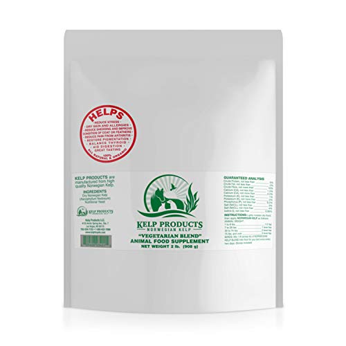 Top 10 best selling list for kelp and alfalfa supplements for dogs