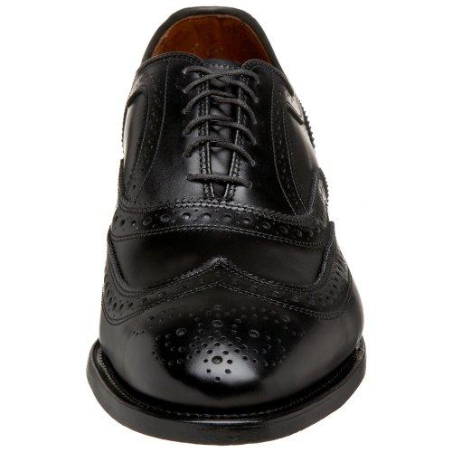 Allen Edmonds Men's McAllister Wing Tip,Black,10.5 D US