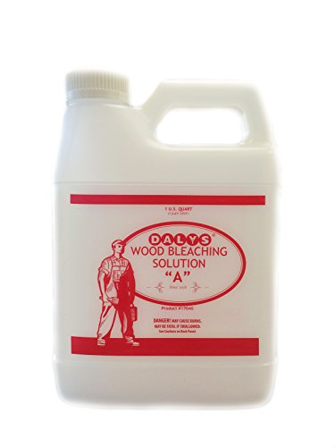 Daly's Wood Bleach Solution, Solution A, 1 Quart