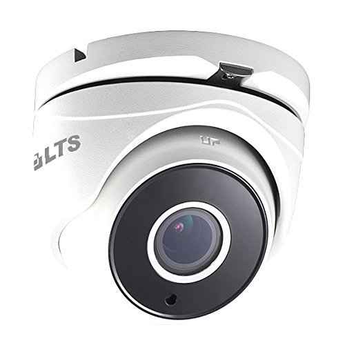 LTS LTCMHT1923W-Z, Platinum Motorized Varifocal Turret HD-TVI Camera, 2.1MP, 2.8-12mm, True WDR
