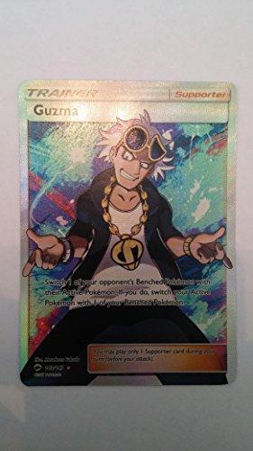 Guzma - 143/147 - Full Art Ultra Rare