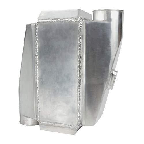 Wassergekühlter Ladeluftkühler OU Alu 310x340x115mm Wasser LLK Turbo Intercooler