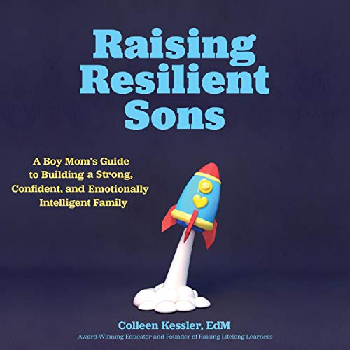 Raising Resilient Sons cover art