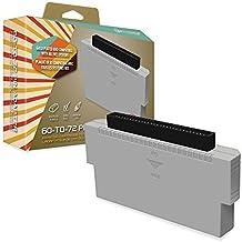Adaptateur convertisseur 60 à 72 broches pour console Nintendo NES (jouez à vos jeux Japonais sur NES européenne)