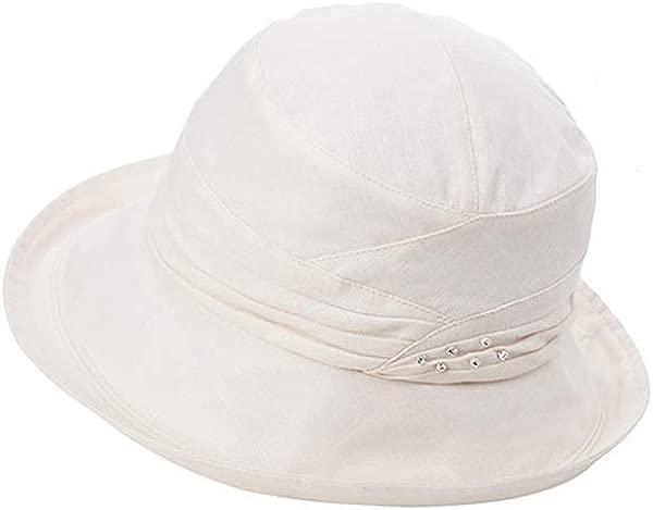 LDDENDP Women S And Men S Outdoor Visor For Fisherman Fisherman S Hat Outdoor Hat With Chin Belt Sun Protection Summer Visor Foldable Big UV Protection Sunscreen UPF 50 Sunhat Wild Fisherman Hat