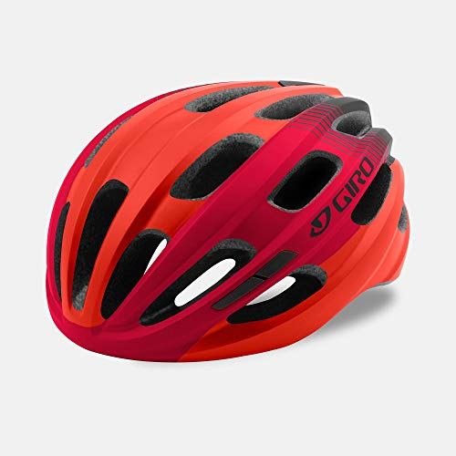 Giro Isode MIPS Adult Recreational Cycling Helmet - Universal Adult (54-61 cm), Matte Red/Black (2020)