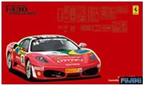 1 24 Ferrari F430 challenge Senna Ver. (Model Car)