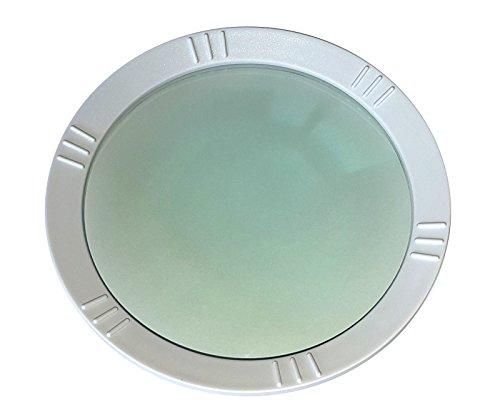 Komerci Wechsellinse für Lupenleuchte Lupenlampe KML-9006 mit 150mm 3 Dioptrien