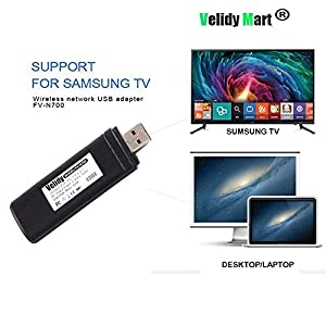 VEEZY 200 USB Wifi Adapter Smart TV Dongle for Telefunken Hitachi ...