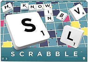 Scrabble Orginal Y9592 gra planszowa