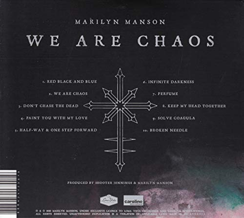 WE ARE CHAOS