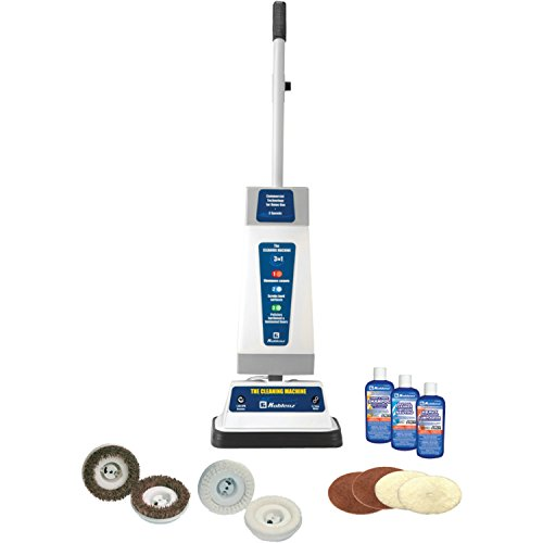 Best Prices! Koblenz P-820 B Shampooer/Polisher Cleaning Machine, Blue/Gray