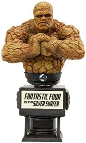 Fantastic Four Rise of the Silber Sulfer Fine Art buste The Thing 27 cm