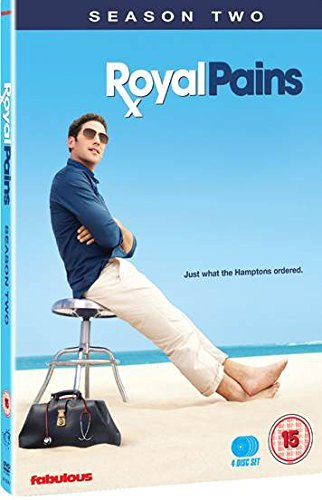 Royal Pains - Season 2 [DVD] by Mark Feuerstein