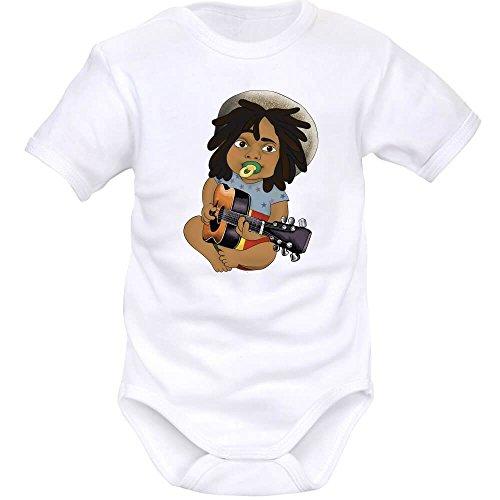 SIMEDIO - Body para bebé original: Petit BOB Marley