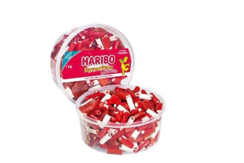 Haribo Red & White, 1Kg