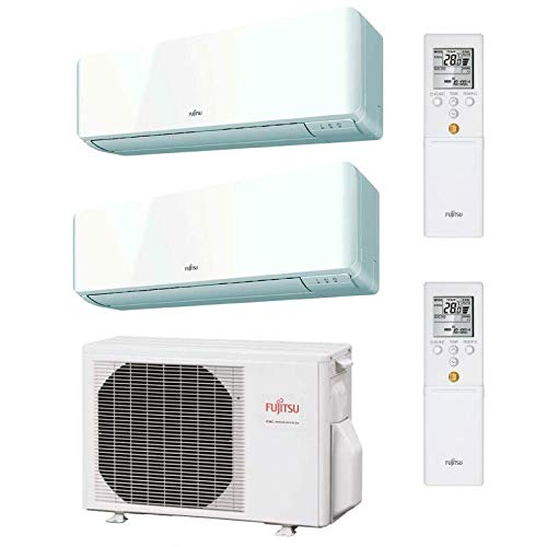 Fujitsu Multisplit 2x1 AOY50UI-KB + ASY25MI-KM + ASY35MI-KM A+++