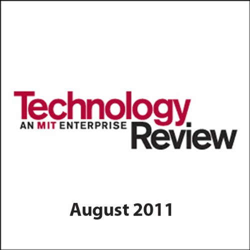 Audible Technology Review, August 2011 audiobook cover art