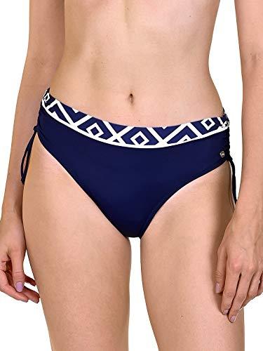 Lisca 41446-M4 Women's Costa Rica Cobalt Blue Bikini Short 48